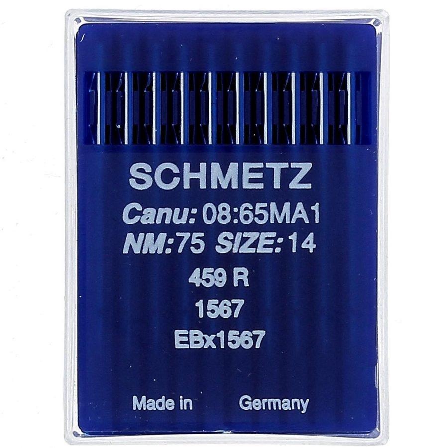 C.Art.0111 Aghi da macchina pellicceri Schmetz Sis.459 R Misura 13 - 14 - 15 - 16 - 17