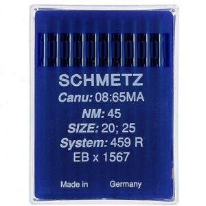 Aghi macchina pellicceria Schmetz Sis.459R N.20-45