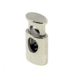 Ferma-coulisse Metallo Mod.0785 Nikel