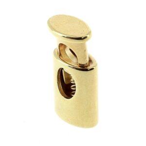 Ferma-coulisse Metallo Mod.0785 Oro