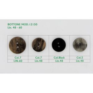 Bottone Mod.12150 Lin.44 - 60