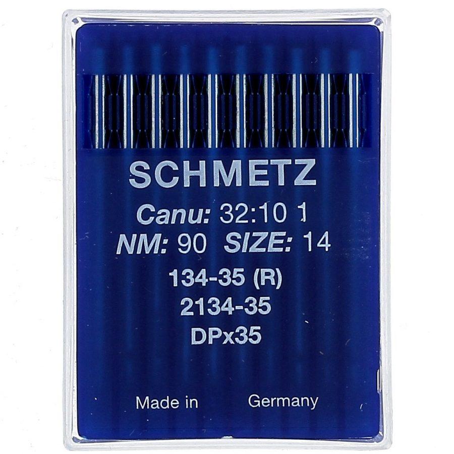 Aghi da macchina Schmetz Sis.134-35 LR