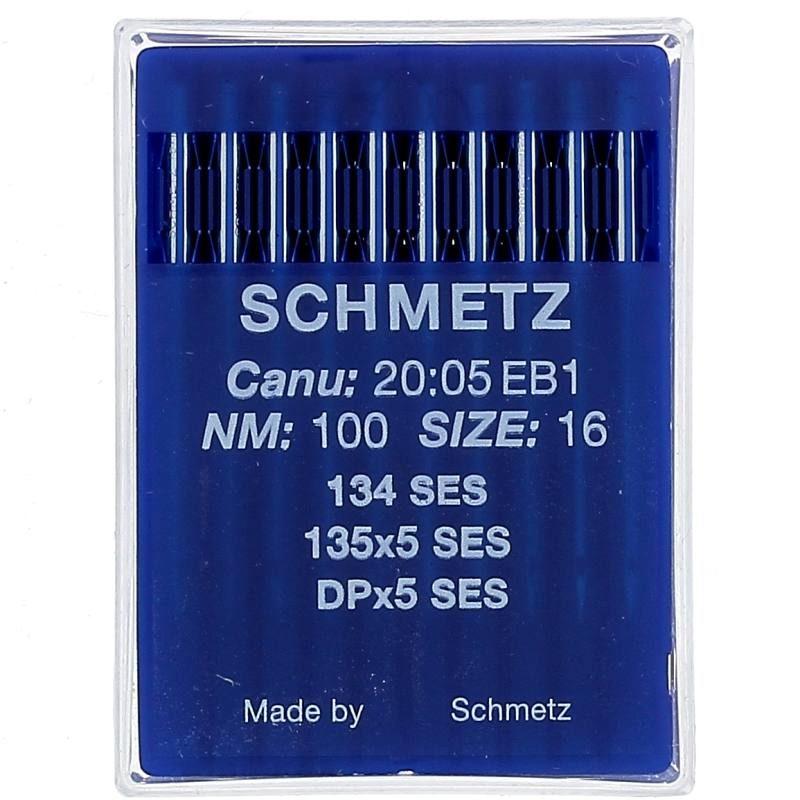 C.Art.134SES Aghi da macchina Schmetz Sis.134 SES