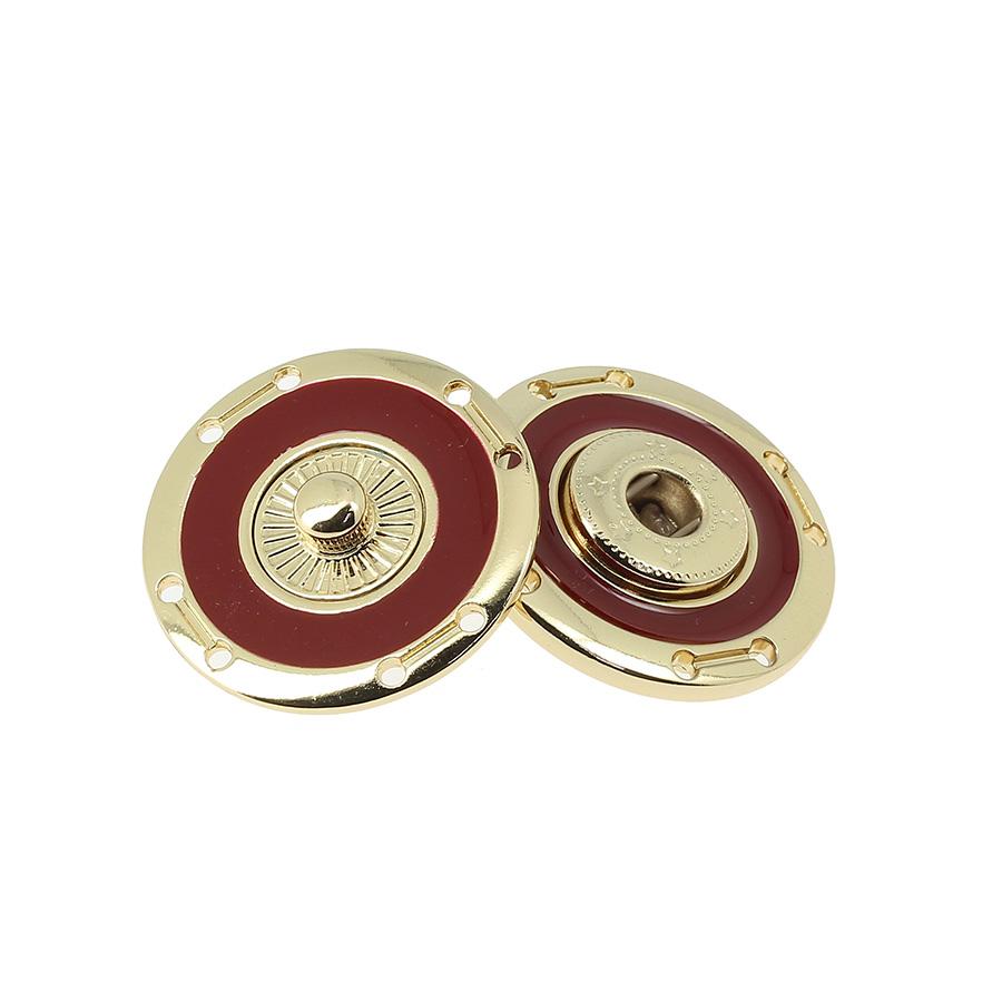 Bottone a pressione smaltato mod.4802X lin.40 - 50 Col.362