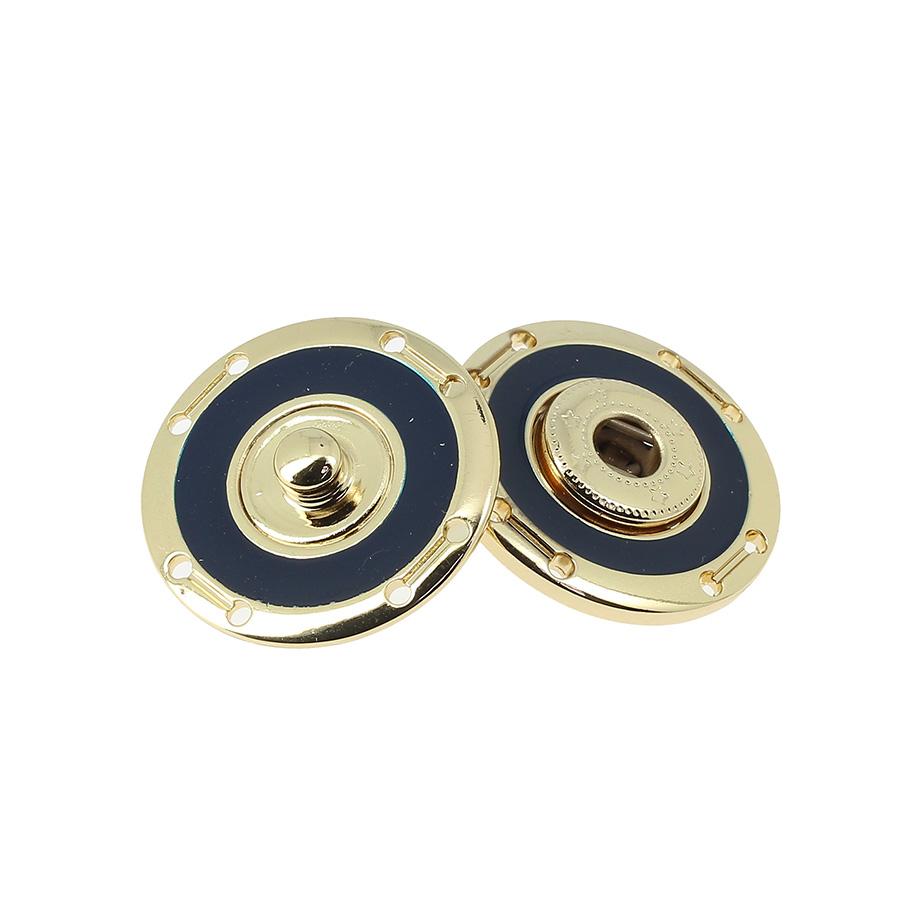 Bottone a pressione smaltato mod.4802X lin.40 - 50 Col.383