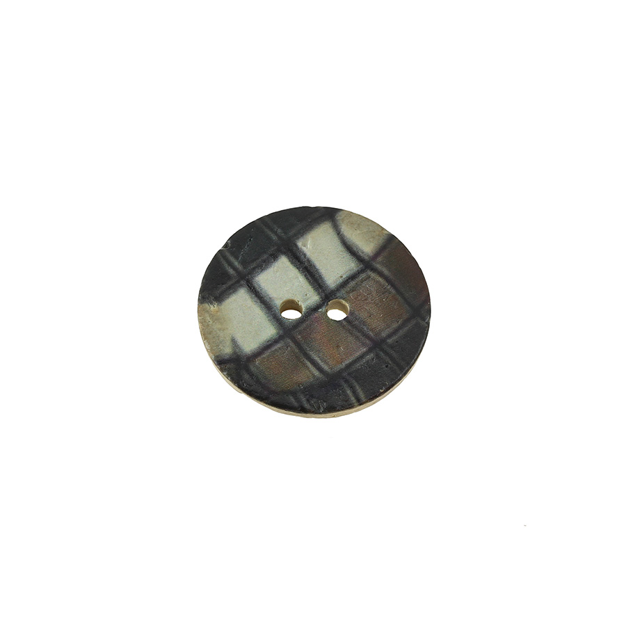 Bottone Mod.10998 Vero Cocco Lin.54