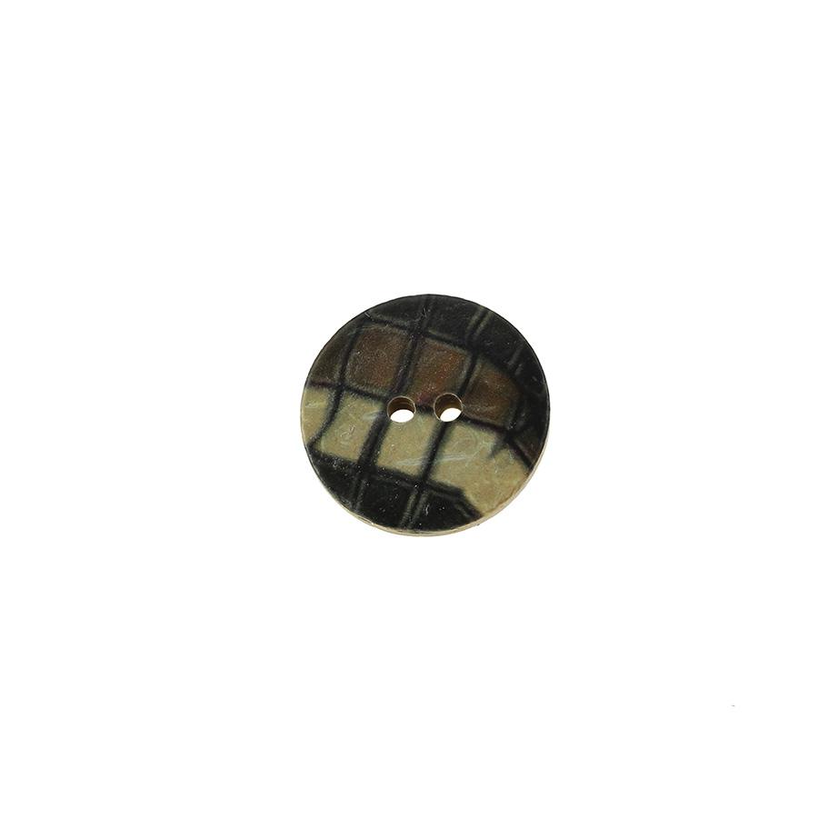 Bottone Mod.10998 Vero Cocco Lin.44