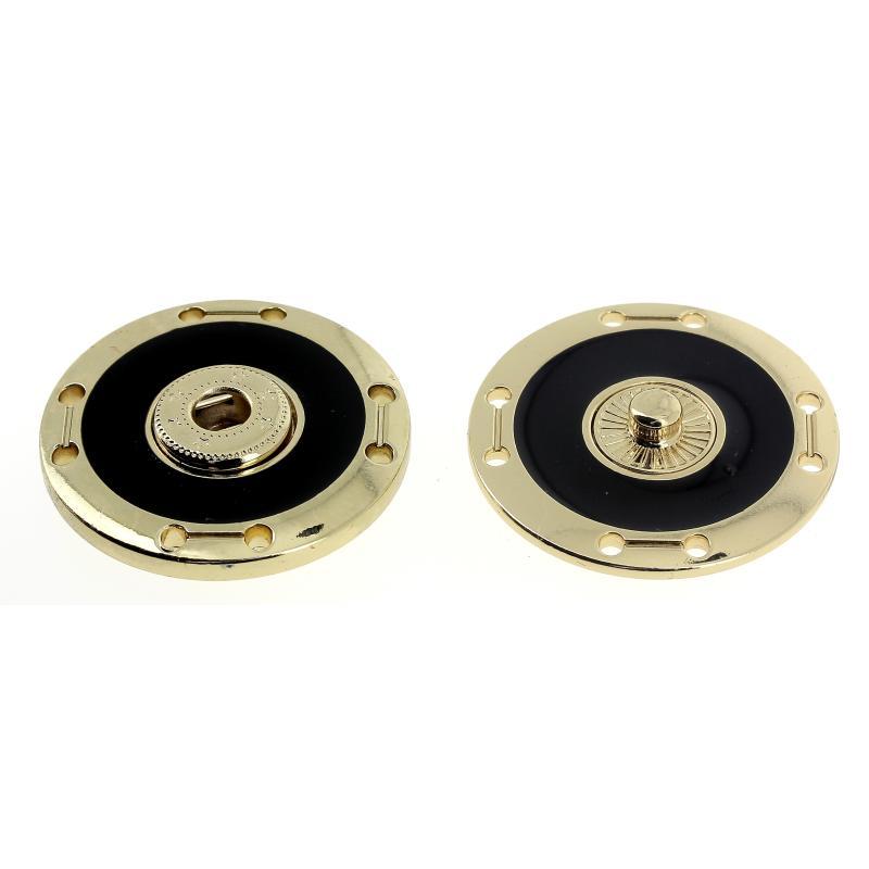 Bottone a pressione smaltato mod.4802X lin.40 - 50 Col.325