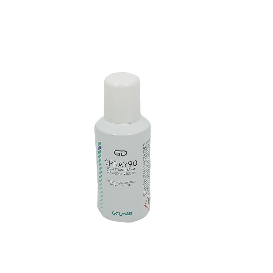 GD spray 90 Disinfettante Antibatterico a svuotamento automatico