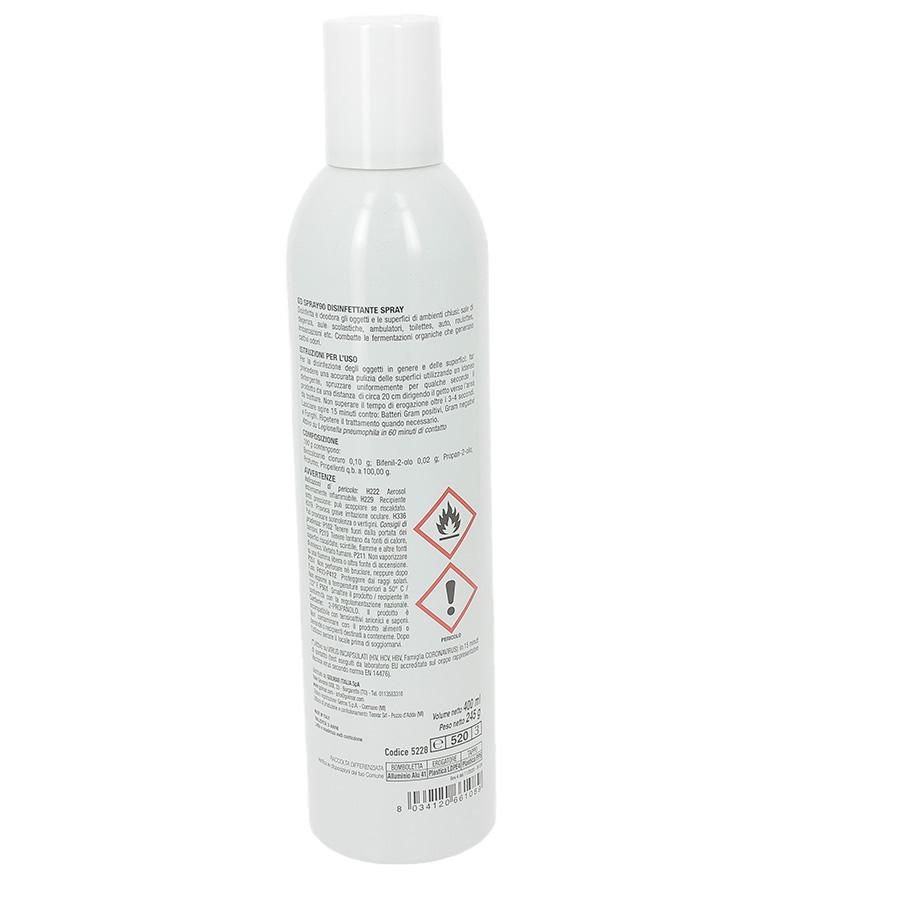 GD spray 90 Disinfettante
